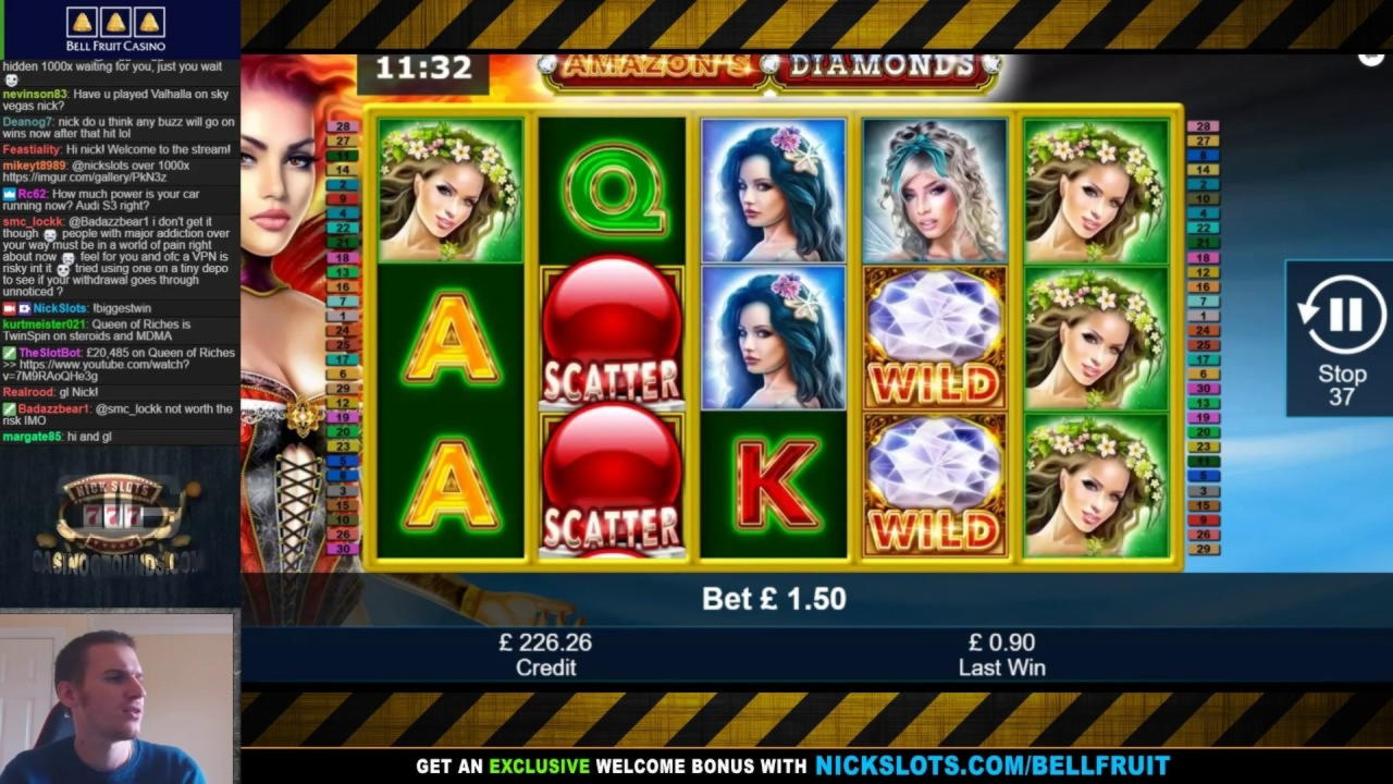 55 Free Spins right now at Casino Luck