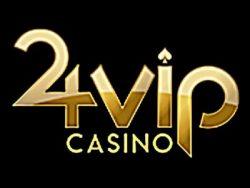 465% Match Bonus Casino at 24 VIP Casino