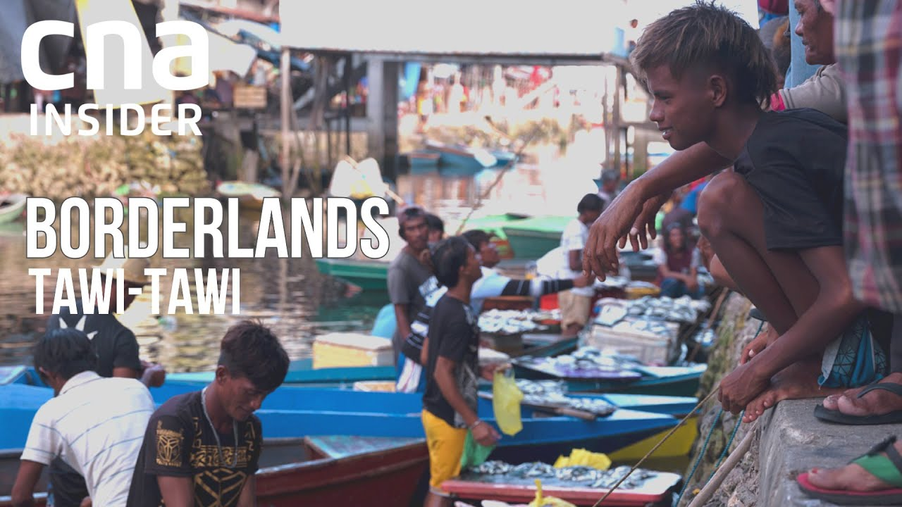 Tawi-Tawi: Life & Death On The Sea Border Of Malaysia & The Philippines | Borderlands | Full Episode